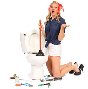 Mit tegyünk, ha eldugult a wc - duguláselhárítás
